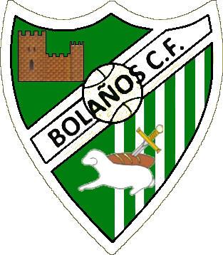 Escudo de BOLAÑOS C.F. (CASTILLA LA MANCHA)