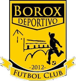 Escudo de BOROX DEPORTIVO F.C. (CASTILLA LA MANCHA)