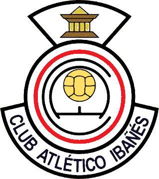 Escudo de C. ATL. IBAÑÉS (CASTILLA LA MANCHA)