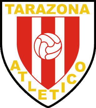 Escudo de C. ATL.TARAZONA (CASTILLA LA MANCHA)