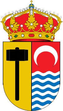 Escudo de C.D. ALAMEDA DE LA SAGRA (CASTILLA-LA MANCHA)