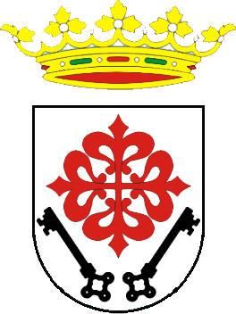 Escudo de C.D. ALDEA DEL REY (CASTILLA LA MANCHA)