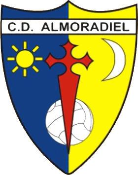 Escudo de C.D. ALMORADIEL (CASTILLA LA MANCHA)