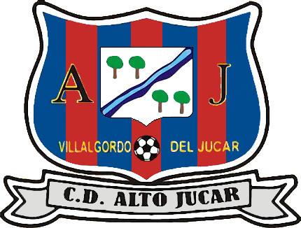 Escudo de C.D. ALTO JUCAR (CASTILLA LA MANCHA)