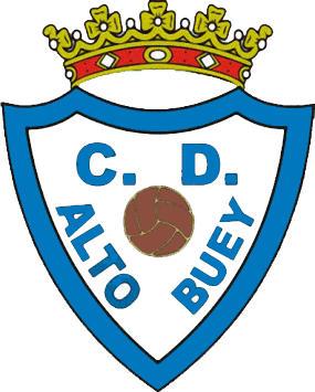 Escudo de C.D. ALTOBUEY (CASTILLA LA MANCHA)