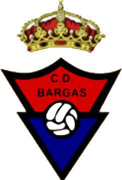 Escudo de C.D. BARGAS (CASTILLA LA MANCHA)