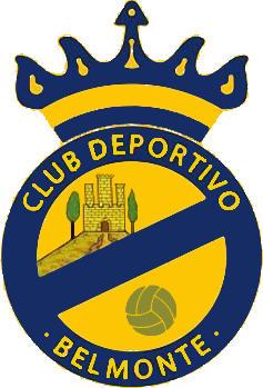 Escudo de C.D. BELMONTE (CASTILLA LA MANCHA)