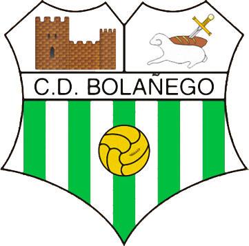 Escudo de C.D. BOLAÑEGO (CASTILLA LA MANCHA)