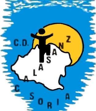 Escudo de C.D. CALASANZ DE SORIA (CASTILLA LA MANCHA)