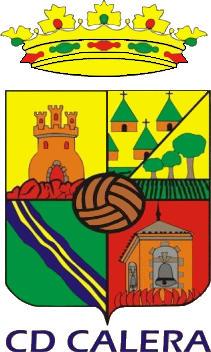 Escudo de C.D. CALERA (CASTILLA LA MANCHA)