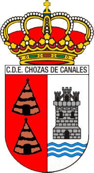 Escudo de C.D. CHOZAS DE CANALES (CASTILLA-LA MANCHA)