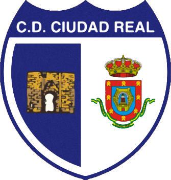 Escudo de C.D. CIUDAD REAL (CASTILLA LA MANCHA)