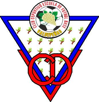 Escudo de C.D. E.F.B. VALDEPEÑAS (CASTILLA LA MANCHA)