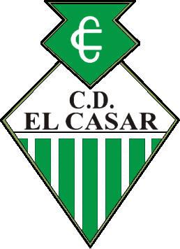 Escudo de C.D. EL CASAR (CASTILLA LA MANCHA)