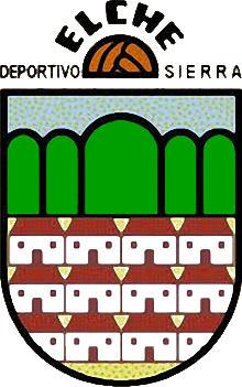 Escudo de C.D. ELCHE DE LA SIERRA (CASTILLA LA MANCHA)