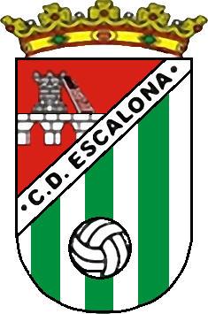 Escudo de C.D. ESCALONA (CASTILLA-LA MANCHA)
