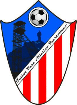 Escudo de C.D. F.B. ATLÉTICO PUERTOLLANO (CASTILLA LA MANCHA)