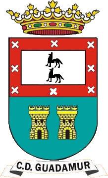 Escudo de C.D. GUADAMUR (CASTILLA LA MANCHA)