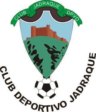 Escudo de C.D. JADRAQUE (CASTILLA LA MANCHA)