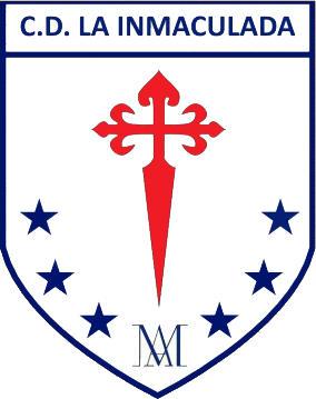 Escudo de C.D. LA INMACULADA (CASTILLA LA MANCHA)