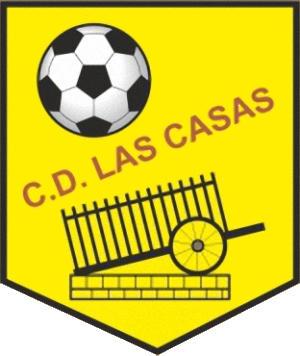 Escudo de C.D. LAS CASAS (CASTILLA LA MANCHA)