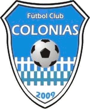 Escudo de C.D. LAS COLONIAS F.C. (CASTILLA LA MANCHA)