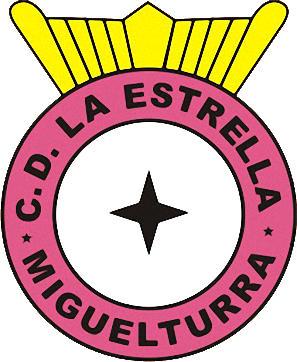 Escudo de C.D. LAS ESTRELLA (CASTILLA-LA MANCHA)