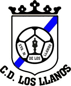 Escudo de C.D. LOS LLANOS (CASTILLA LA MANCHA)