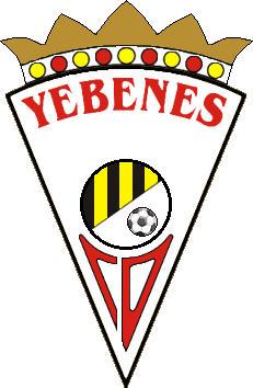 Escudo de C.D. LOS YÉBENES (CASTILLA LA MANCHA)
