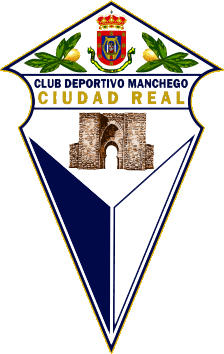 Escudo de C.D. MANCHEGO CIUDAD REAL (CASTILLA LA MANCHA)