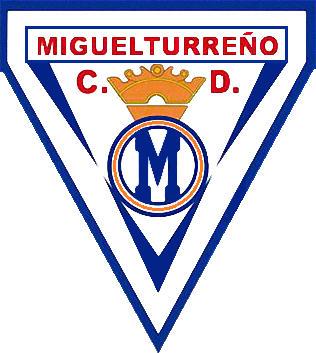 Escudo de C.D. MIGUELTURREÑO (CASTILLA LA MANCHA)