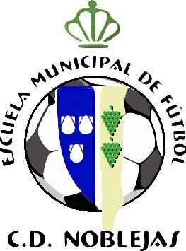Escudo de C.D. NOBLEJAS (CASTILLA LA MANCHA)