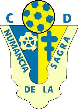 Escudo de C.D. NUMANCIA DE LA SAGRA (CASTILLA LA MANCHA)