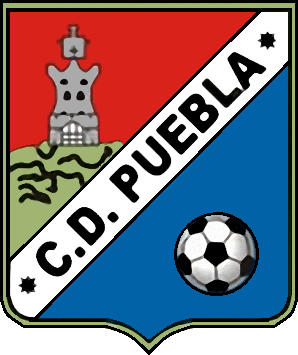 Escudo de C.D. PUEBLA (MONTALBÁN) (CASTILLA LA MANCHA)