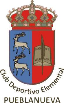 Escudo de C.D. PUEBLANUEVA (CASTILLA LA MANCHA)