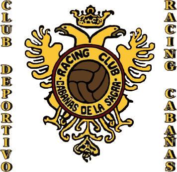 Escudo de C.D. RACING CABAÑAS (CASTILLA LA MANCHA)