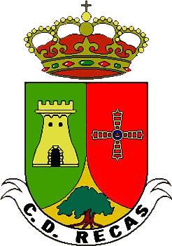 Escudo de C.D. RECAS (CASTILLA LA MANCHA)