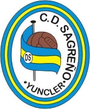 Escudo de C.D. SAGREÑO (CASTILLA LA MANCHA)