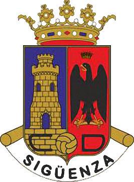 Escudo de C.D. SIGÜENZA (CASTILLA-LA MANCHA)