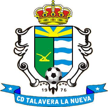 Escudo de C.D. TALAVERA LA NUEVA (CASTILLA LA MANCHA)