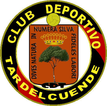 Escudo de C.D. TARDELCUENDE (CASTILLA LA MANCHA)