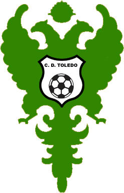 Escudo de C.D. TOLEDO  (CASTILLA LA MANCHA)