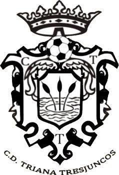 Escudo de C.D. TRIANA TRESJUNCOS (CASTILLA LA MANCHA)
