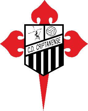 Escudo de C.D. U. CRIPTANENSE (CASTILLA LA MANCHA)