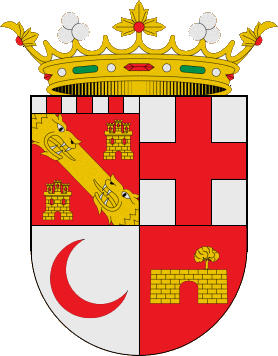 Escudo de C.D. VALERA (CASTILLA LA MANCHA)
