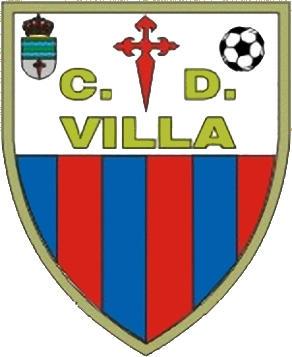 Escudo de C.D. VILLA (CASTILLA LA MANCHA)