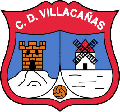 Escudo de C.D. VILLACAÑAS (CASTILLA-LA MANCHA)