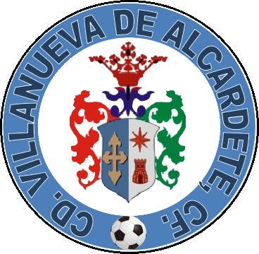 Escudo de C.D. VILLANUEVA DE ALCARDETE, C.F. (CASTILLA LA MANCHA)