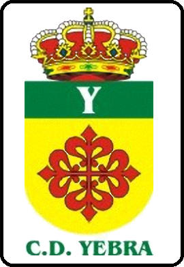 Escudo de C.D. YEBRA (CASTILLA LA MANCHA)