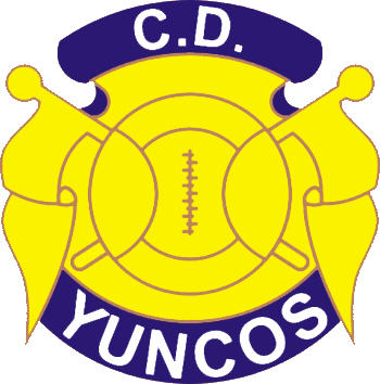 Escudo de C.D. YUNCOS (CASTILLA LA MANCHA)